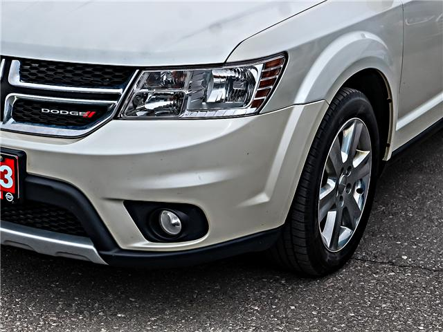 2013 Dodge Journey  (Stk: 1026PA) in Bowmanville - Image 10 of 29