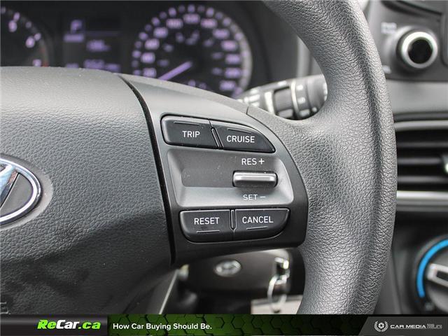 2019 Hyundai KONA 2.0L Essential (Stk: 190305a) in Saint John - Image 19 of 26