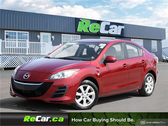 2010 Mazda Mazda3 GS (Stk: 190410A) in Saint John - Image 1 of 23