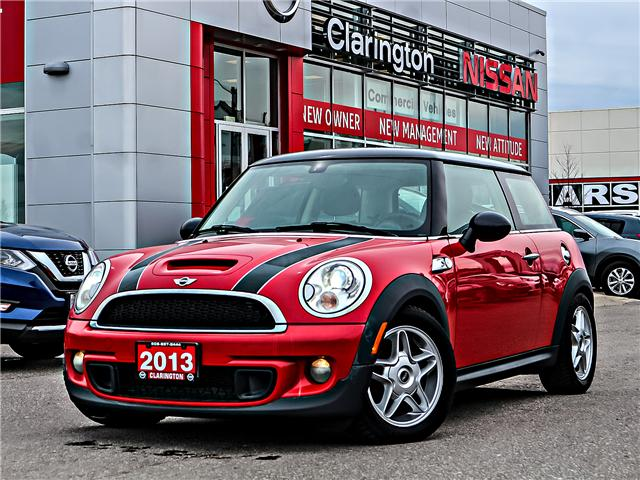 2013 MINI Hatch Cooper S (Stk: KL495297A) in Bowmanville - Image 1 of 21