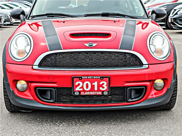 2013 MINI Hatch Cooper S (Stk: KL495297A) in Bowmanville - Image 9 of 21