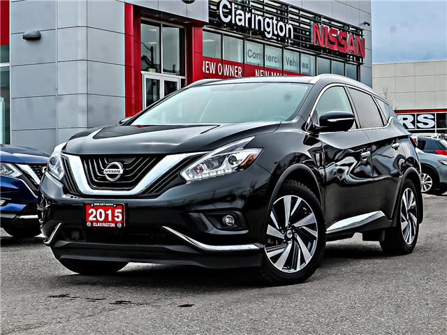2015 Nissan Murano Platinum (Stk: FN246688) in Bowmanville - Image 1 of 30