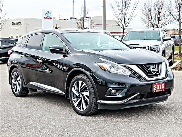 2015 Nissan Murano Platinum (Stk: FN246688) in Bowmanville - Image 3 of 30