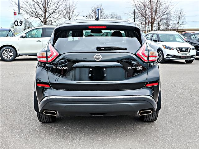 2015 Nissan Murano Platinum (Stk: FN246688) in Bowmanville - Image 6 of 30