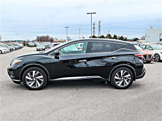 2015 Nissan Murano Platinum (Stk: FN246688) in Bowmanville - Image 8 of 30