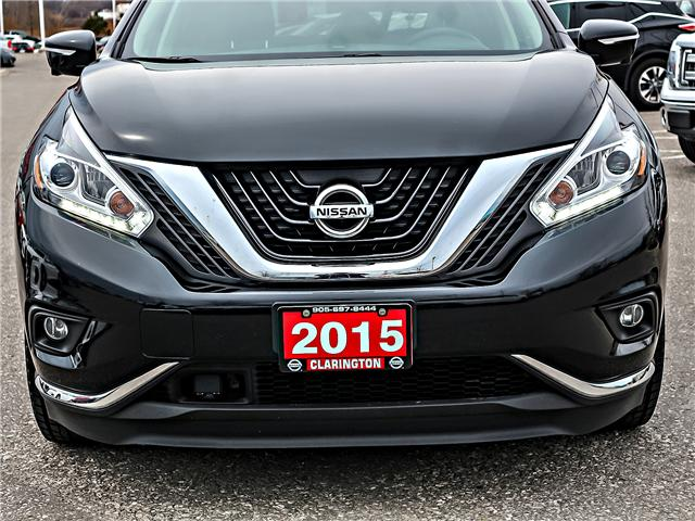 2015 Nissan Murano Platinum (Stk: FN246688) in Bowmanville - Image 9 of 30