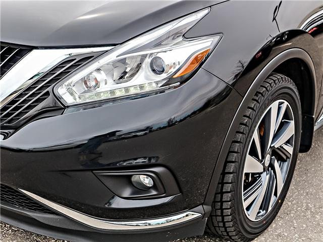 2015 Nissan Murano Platinum (Stk: FN246688) in Bowmanville - Image 10 of 30