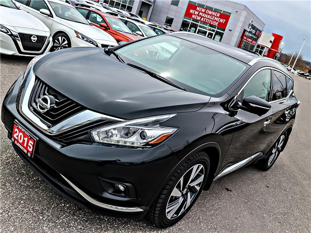 2015 Nissan Murano Platinum (Stk: FN246688) in Bowmanville - Image 11 of 30