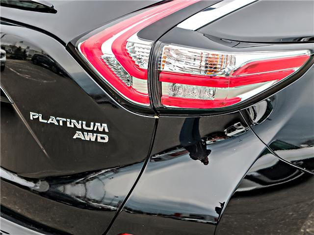 2015 Nissan Murano Platinum (Stk: FN246688) in Bowmanville - Image 15 of 30