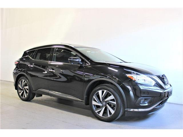 2016 Nissan Murano  (Stk: 137384) in Vaughan - Image 1 of 30