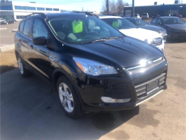 2016 Ford Escape SE (Stk: 3708Z) in Thunder Bay - Image 1 of 4