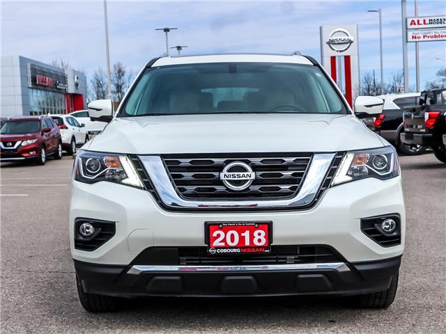 2018 Nissan Pathfinder Platinum (Stk: KN116207A) in Cobourg - Image 2 of 36