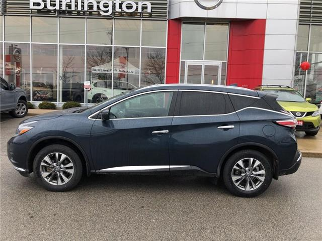 2018 Nissan Murano  (Stk: A6673) in Burlington - Image 2 of 19