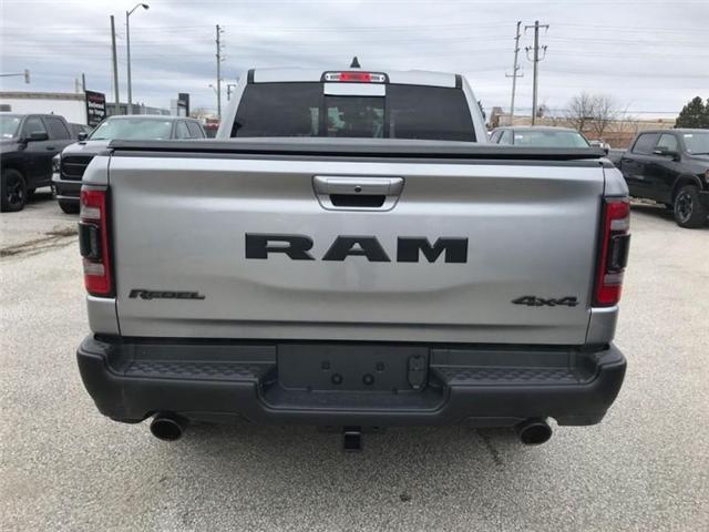 2019 RAM 1500 Rebel (Stk: T18702) in Newmarket - Image 4 of 18