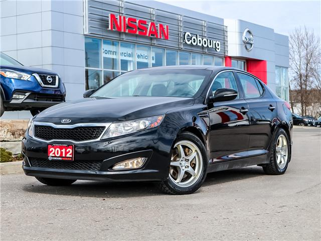 2012 Kia Optima EX Luxury (Stk: KN116636A) in Cobourg - Image 1 of 29