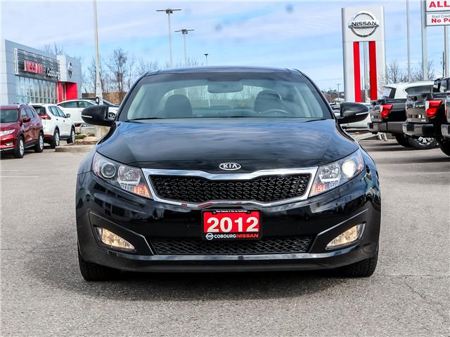 2012 Kia Optima EX Luxury (Stk: KN116636A) in Cobourg - Image 2 of 29