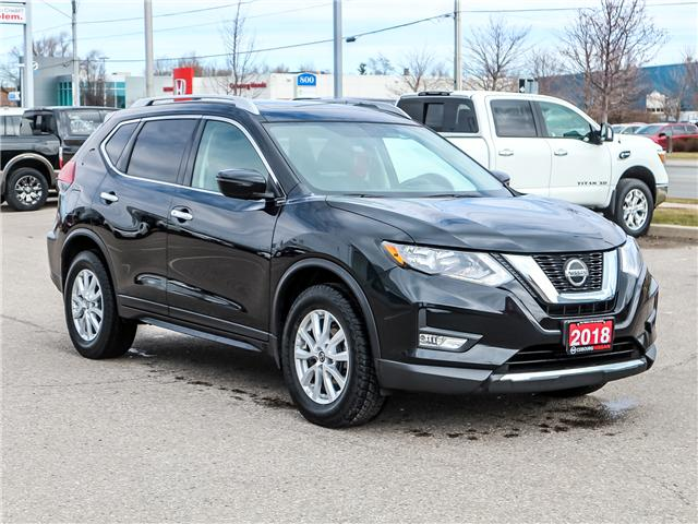 2018 Nissan Rogue SV (Stk: JC764590) in Cobourg - Image 3 of 31