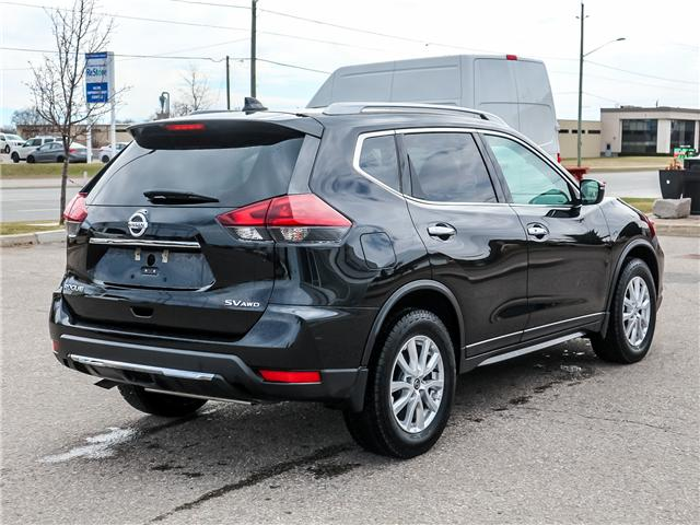 2018 Nissan Rogue SV (Stk: JC764590) in Cobourg - Image 5 of 31