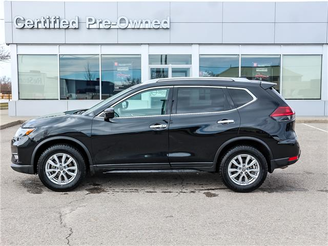 2018 Nissan Rogue SV (Stk: JC764590) in Cobourg - Image 8 of 31