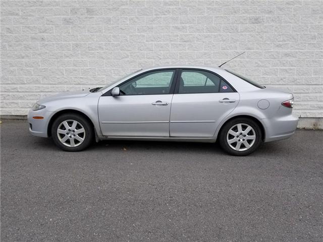 2007 Mazda MAZDA6  (Stk: 18P176A) in Kingston - Image 1 of 21