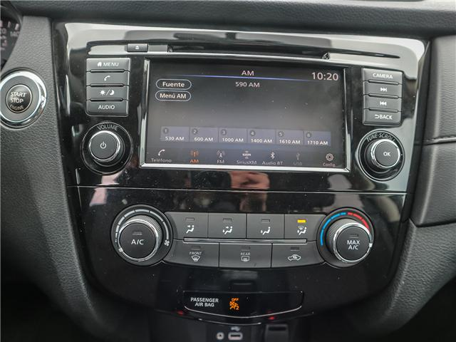 2018 Nissan Rogue SV (Stk: JC764590) in Cobourg - Image 16 of 31
