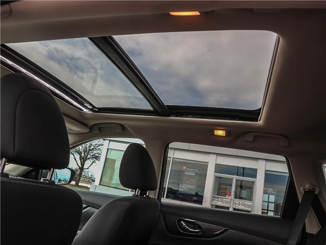 2018 Nissan Rogue SV (Stk: JC764590) in Cobourg - Image 20 of 31