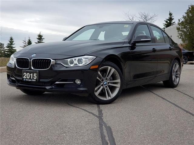 2015 BMW 328i xDrive (Stk: P1453) in Barrie - Image 1 of 19