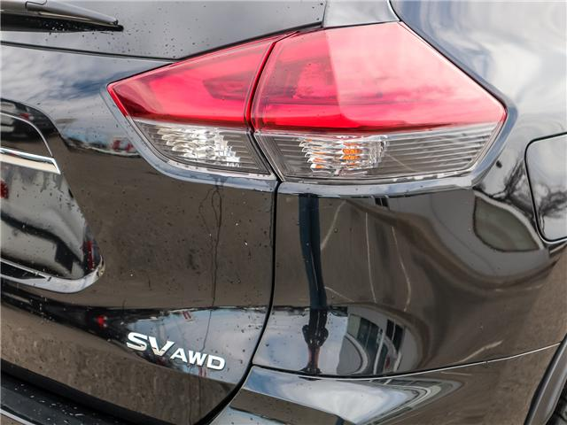 2018 Nissan Rogue SV (Stk: JC764590) in Cobourg - Image 29 of 31