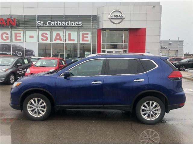 2017 Nissan Rogue  (Stk: P2287) in St. Catharines - Image 1 of 6