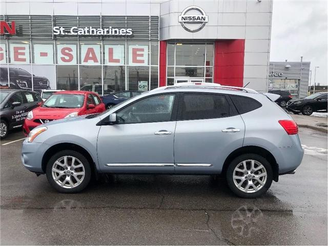 2012 Nissan Rogue  (Stk: RG19050A) in St. Catharines - Image 1 of 5