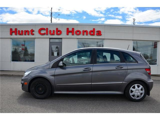 2011 Mercedes-Benz B-Class Base (Stk: 7087A) in Gloucester - Image 1 of 20