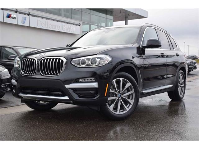 2019 BMW X3 xDrive30i (Stk: 9E16466) in Brampton - Image 1 of 12