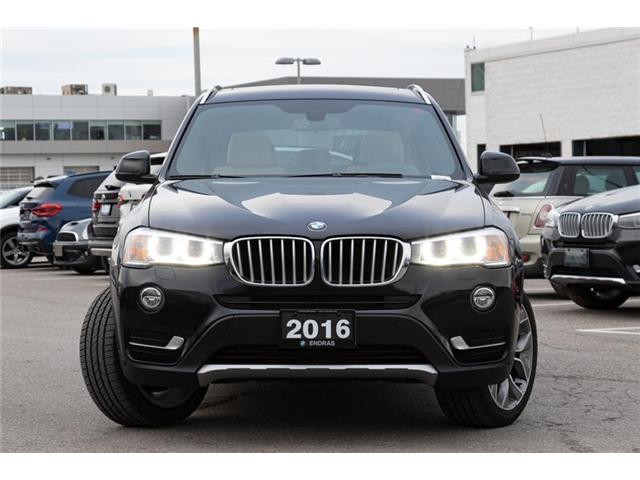 2016 BMW X3 xDrive28d (Stk: 35394B) in Ajax - Image 2 of 22