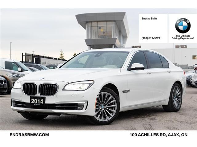 2014 BMW 750  (Stk: 83021A) in Ajax - Image 1 of 22