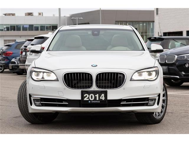 2014 BMW 750  (Stk: 83021A) in Ajax - Image 2 of 22