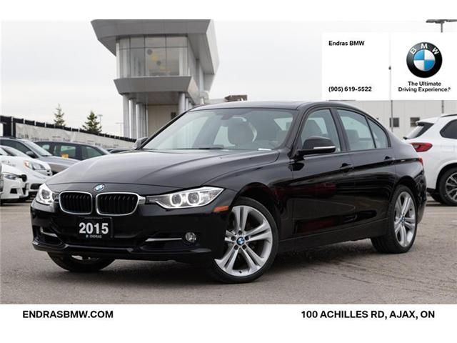2015 BMW 328i xDrive (Stk: P5811) in Ajax - Image 1 of 22