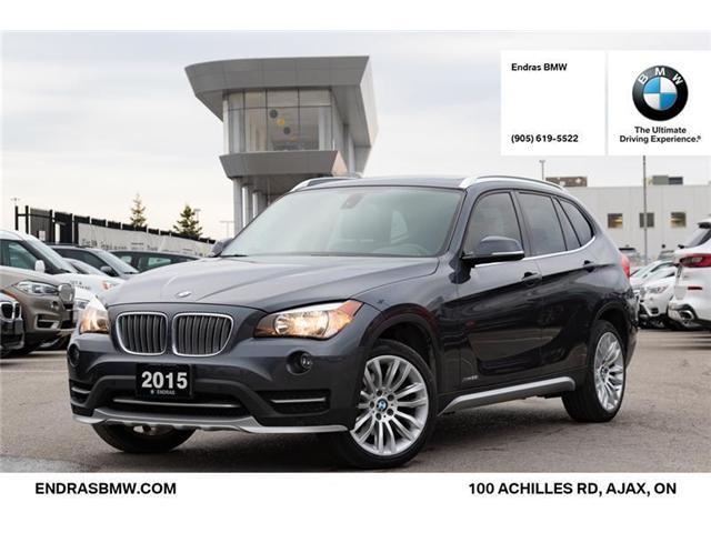 2015 BMW X1 xDrive28i (Stk: P5819) in Ajax - Image 1 of 22
