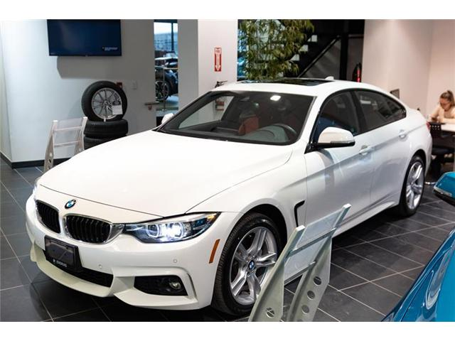 2019 BMW 430i xDrive Gran Coupe  (Stk: P5822) in Ajax - Image 1 of 18