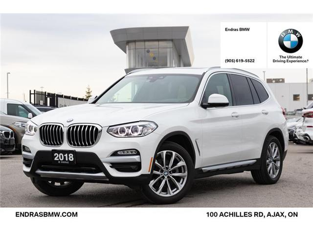 2018 BMW X3 xDrive30i (Stk: P5823) in Ajax - Image 1 of 22