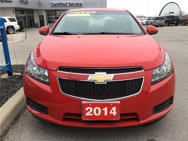 2014 Chevrolet Cruze 1LT (Stk: K330A) in Grimsby - Image 2 of 15