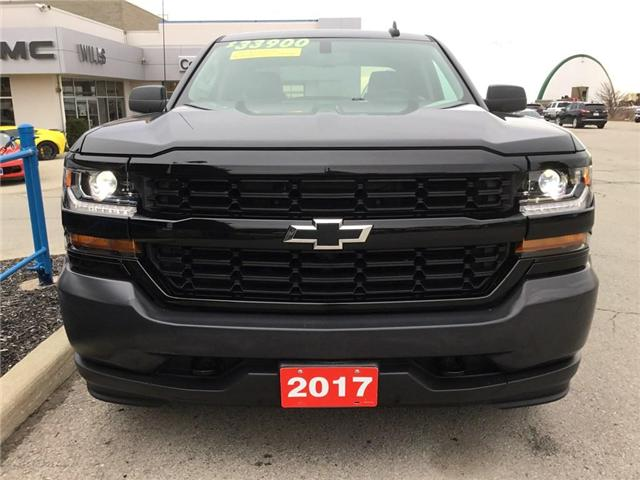 2017 Chevrolet Silverado 1500  (Stk: 178727) in Grimsby - Image 2 of 14