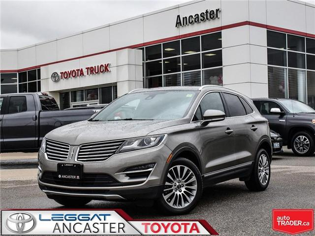 2017 Lincoln MKC Reserve (Stk: F116) in Ancaster - Image 1 of 24