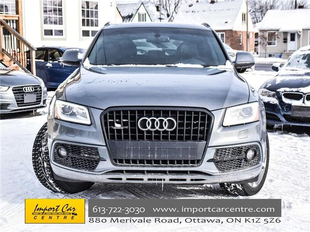 2015 Audi Q5 3.0T Technik (Stk: 046475) in Ottawa - Image 2 of 27