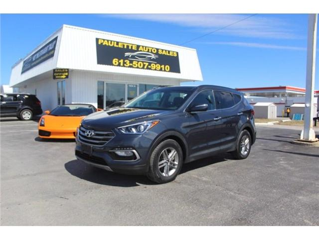 2018 Hyundai Santa Fe Sport 2.4 Premium (Stk: 2716) in Kingston - Image 1 of 11