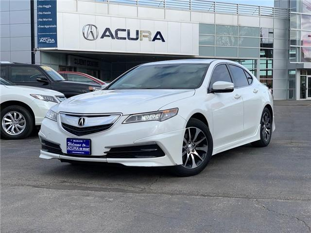 2015 Acura TLX Tech (Stk: D407) in Burlington - Image 1 of 30