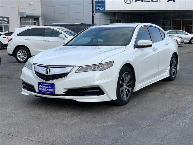2015 Acura TLX Tech (Stk: D407) in Burlington - Image 2 of 30