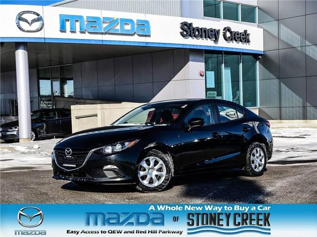 2016 Mazda Mazda3 GX (Stk: SU1056) in Hamilton - Image 1 of 22