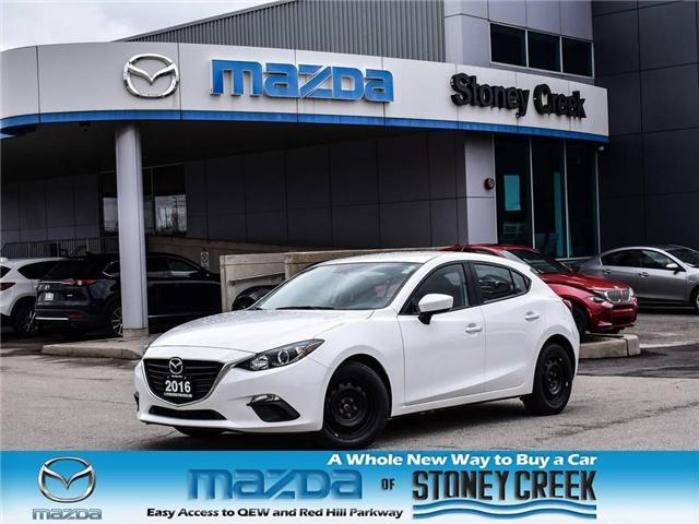 2016 Mazda Mazda3 GX (Stk: SU1131) in Hamilton - Image 1 of 21