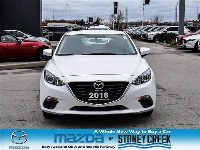 2016 Mazda Mazda3 GX (Stk: SU1131) in Hamilton - Image 2 of 21