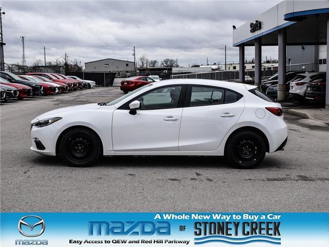 2016 Mazda Mazda3 GX (Stk: SU1131) in Hamilton - Image 3 of 21